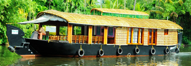 Kerala house boat house boat kerala boathouse kerala for 01 bedroom ac deluxe houseboat